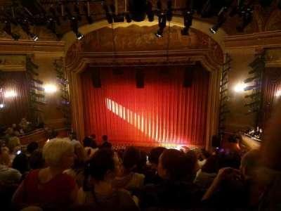 St. James Theatre, section: Mezs, row: N, seat: 103