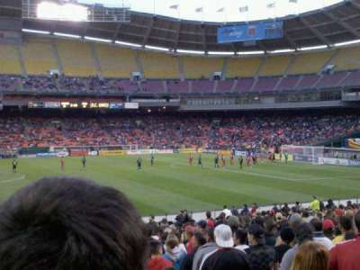 Rfk Stadium, section: 233, row: 9, seat: 4