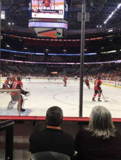 Canadian Tire Centre section 101