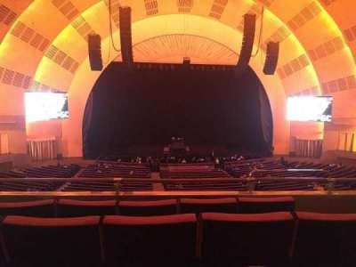 Radio City Music Hall section 1st Mezzanine 5