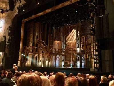 Orpheum Theatre (San Francisco), section: Orchestra R, row: M, seat: 10
