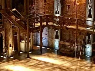 Orpheum Theatre (San Francisco), section: Balcony R, row: AA, seat: 4