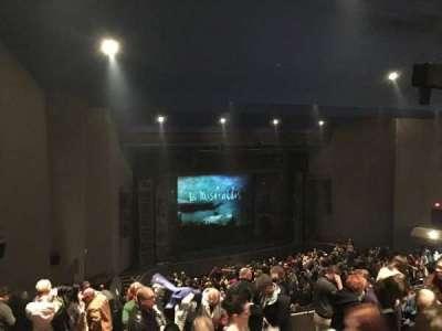 Stranahan Theater, section: Balcony Left, row: F, seat: 27