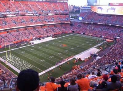 FirstEnergy Stadium, section: 527, row: 17, seat: 5and6