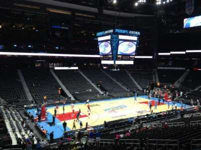 State Farm Arena section 214