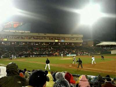 Raley Field section 104