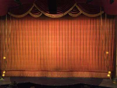 Imperial Theatre, section: Mezzanine Right, row: A, seat: A1