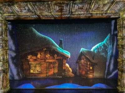 St. James Theatre, section: Mezzanine, row: A, seat: 107