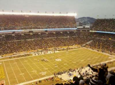 Heinz Field section 507