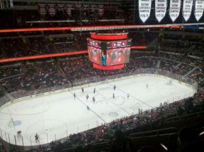 Verizon Center, section: 431, row: L, seat: 13