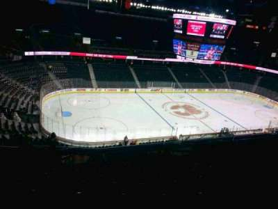 Scotiabank Saddledome, section: 210, row: 20, seat: 20