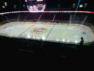 Scotiabank Saddledome, section: 227, row: 20, seat: 20