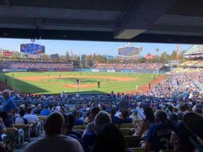 Dodger Stadium section 2FD