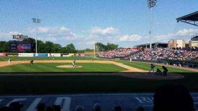 Fluor Field, section: 105, row: J, seat: 11
