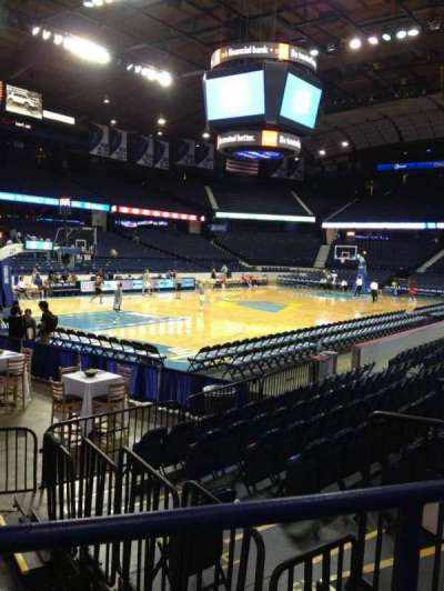 Allstate Arena, section: 105, row: E, seat: 5