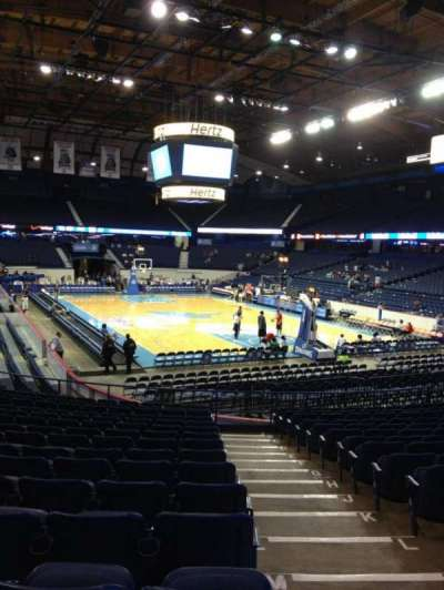 Allstate Arena, section: 116, row: Q, seat: 1