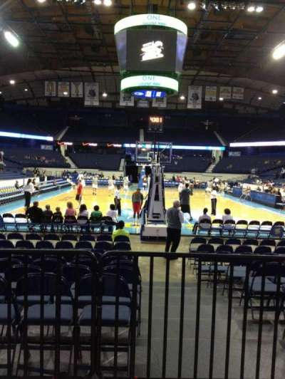 Allstate Arena, section: 115, row: B, seat: 1