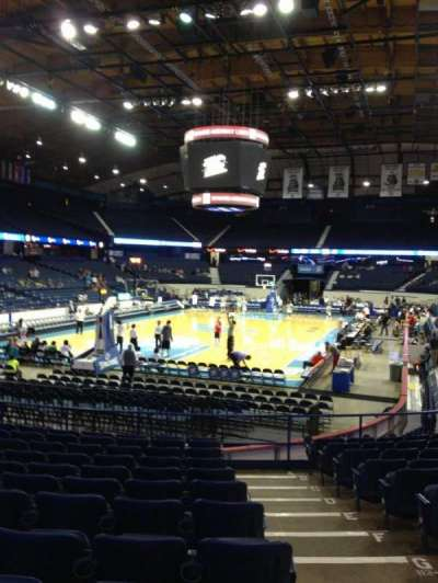 Allstate Arena, section: 114, row: M, seat: 2