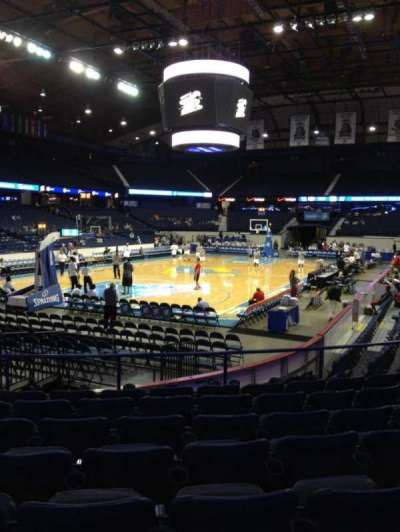 Allstate Arena, section: 113, row: H, seat: 20