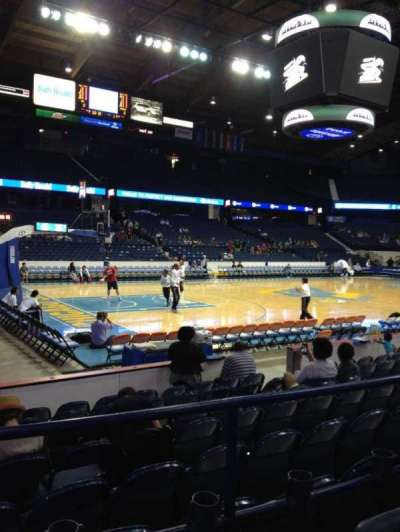 Allstate Arena, section: 112, row: C, seat: 12