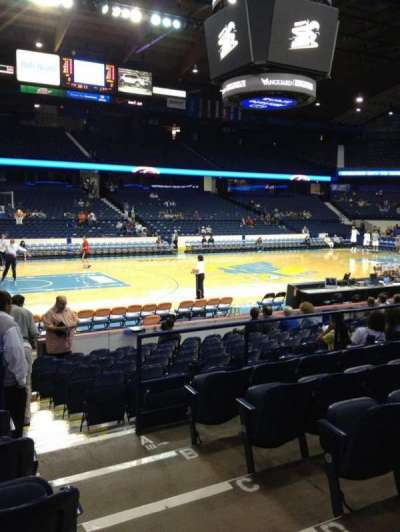 Allstate Arena, section: 112, row: F, seat: 2