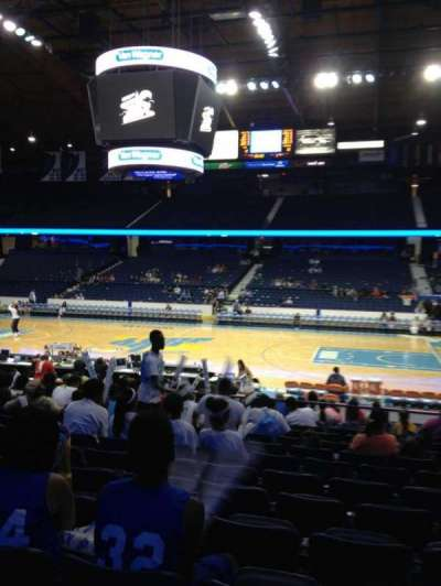 Allstate Arena, section: 110, row: M, seat: 8