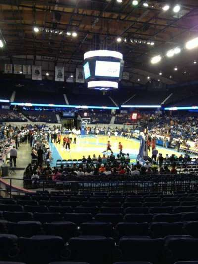 Allstate Arena, section: 115, row: M, seat: 21
