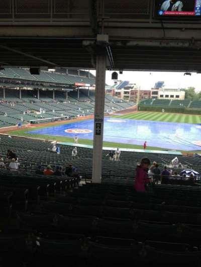 Wrigley Field, section: 229, row: 18, seat: 3