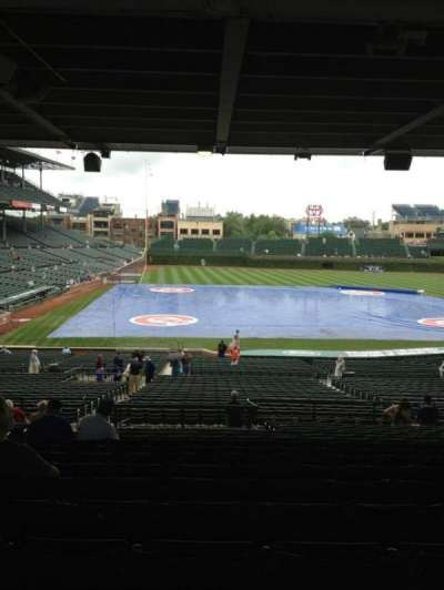 Wrigley Field, section: 226, row: 16, seat: 5