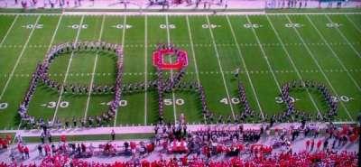 Ohio Stadium, section: 21C