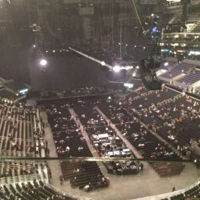 Staples Center, section: 311, row: 6, seat: 12