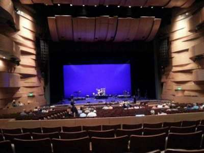 Valley Performing Arts Center, section: PartC, row: F, seat: 116