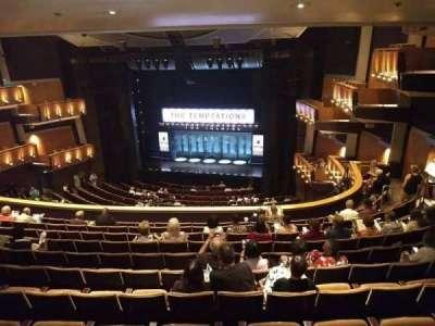 Ahmanson Theatre, section: Mezz  Right, row: N, seat: 1