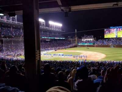 Wrigley Field section 226
