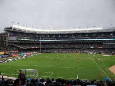 Yankee Stadium section 233B