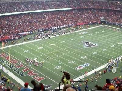 Georgia Dome, section: 301, row: 17, seat: 20