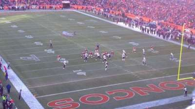 Invesco Field at Mile High, section: 326, row: 8, seat: 13