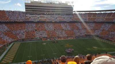 Neyland Stadium, section: FF, row: 8, seat: 6