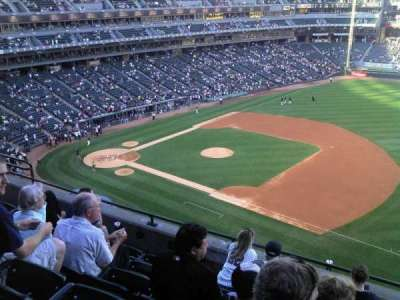 Guaranteed Rate Field, section: 520, row: 5, seat: 3