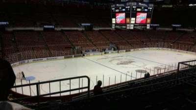Joe Louis Arena, section: 211B, row: 5, seat: 8