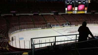 Joe Louis Arena, section: 211A, row: 5, seat: 1