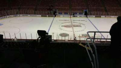 Joe Louis Arena, section: 208, row: 5, seat: 5