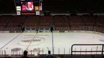 Joe Louis Arena, section: 207, row: 5, seat: 2