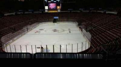 Joe Louis Arena, section: 228, row: 5, seat: 6