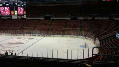 Joe Louis Arena, section: 219, row: 5, seat: 2