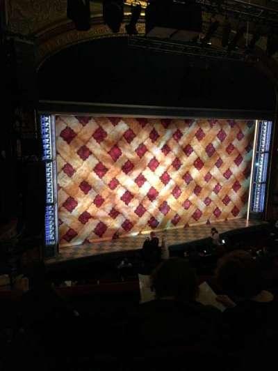 Brooks Atkinson Theatre section Front Mezzanine L