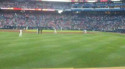 Turner Field, section: 138, row: 13, seat: 4