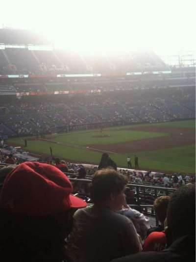 Turner Field, section: 223R, row: 9, seat: 6