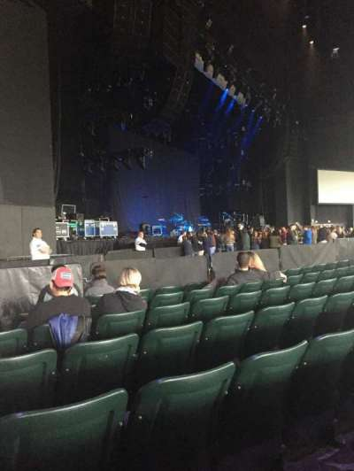 BB&T Pavilion, section: 104, row: G, seat: 20