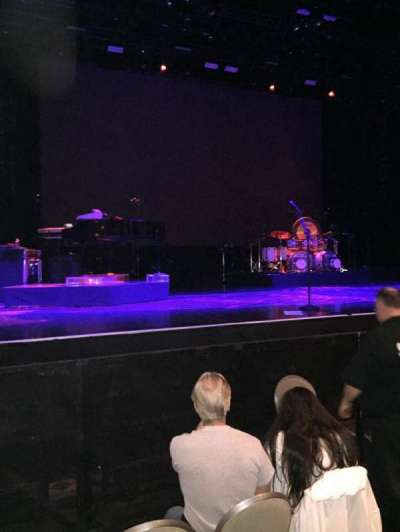 Borgata Event Center, section: 200, row: 4, seat: 13